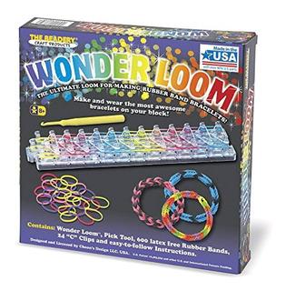 Beadery Wonder Loom Kit Para Hacer Pulseras,