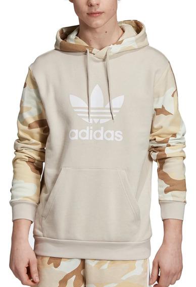 Buzo adidas Originals Moda Camo Oth Hoody Hombre Ar/be