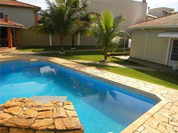 Casa Residencial À Venda, Jardim Botânico, São Pedro. - Ca0214