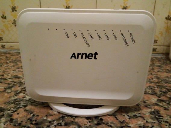 Modem Router Wifi Zyxel Arnet Adsl Vmg1312-b10e