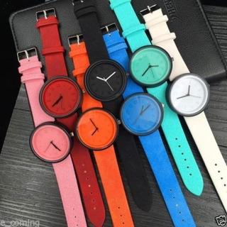 Reloj Mujer/ Hombre Analogico Sport Malla Silicona