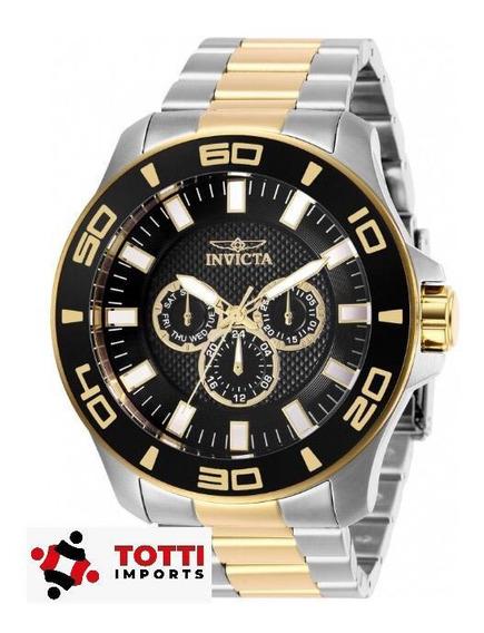 Relógio Masculino Invicta Pro Diver 27984 Original + Brinde