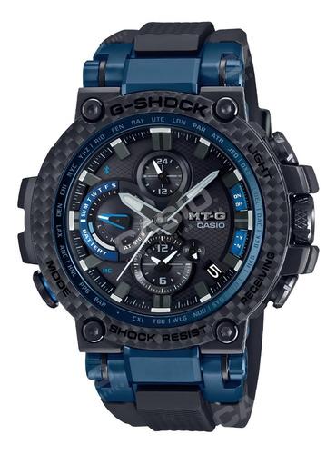 Reloj Casio G-shock Metal Smart Access Mtg-b1000xb-1a
