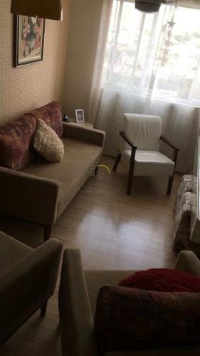 Apartamento Com 3 Dorms, Jardim Da Saúde, São Paulo - R$ 370 Mil, Cod: 3204 - V3204