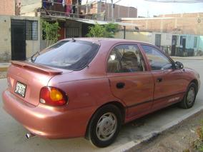 Hyundai Accent Gls Año 1994 Automatico