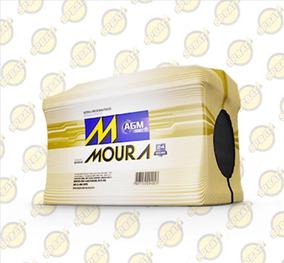 Bateria Moura Agm Ma80cd P/ Carros C/ Sistema Start-stop