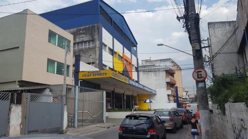 Prédio, 480 M² - Venda Por R$ 800.000,00 Ou Aluguel Por R$ 7.800,00/mês - Parque Mikail - Guarulhos/sp - Pr0250