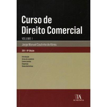 Curso De Direito Comercial - Col. Manuais Universitários -