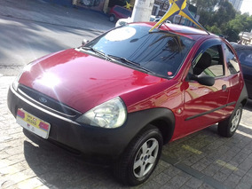 Ford Ka 1.0 Gl 3p 2001 Zetec Ótimo Estado $ 8800 Financiamos