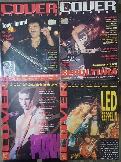 Revista Cover Guitarra Baixo Raro!