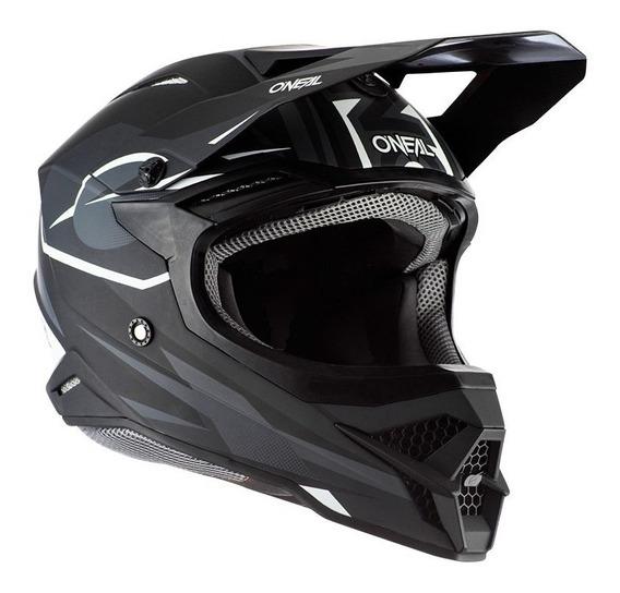 Capacete Motocross Oneal 3series Riff 2.0