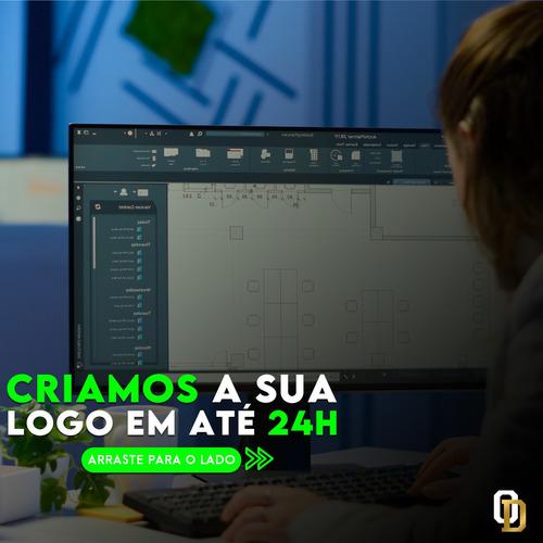 Imagem 1 de 7 de Criação De Logomarca