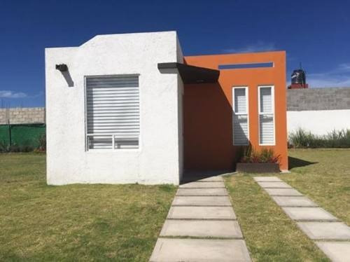 Casa Sola En Venta San Cristobal, Pachuca. Casa 2 Recamaras