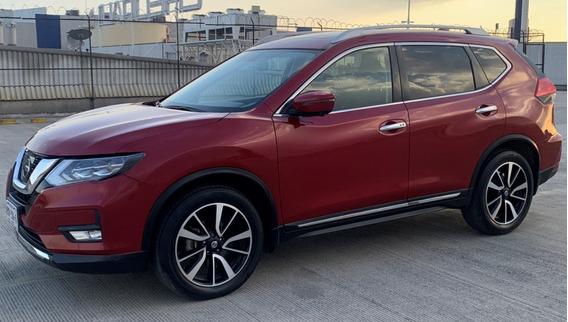 Nissan Xtrail Exclusive 2018. 2filas R19 Gps 4 Cámaras Qc