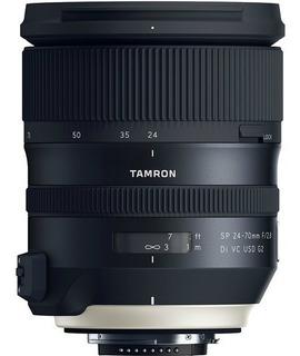 Tamron Sp 24-70mm F/2.8 Di Vc Usd G2 Para Nikon