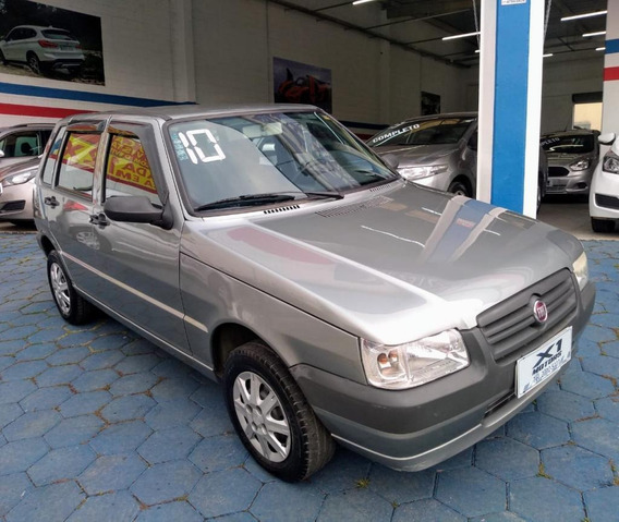 Uno Mille 1.0 Economy Fire Flex 4p Impecavel Ano 2010