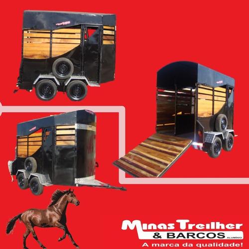 Carretinha Para 2 Cavalos (sob Encomenda)
