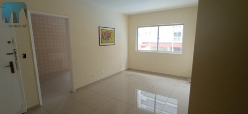 Apartamento A Venda No Bairro Vila Luis Antônio Em Guarujá - 977-1