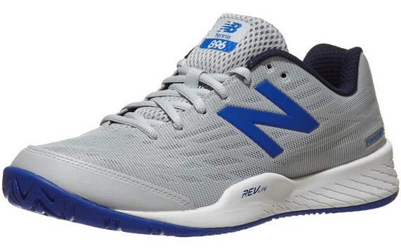 Tenis New Balance Mc 896v2 D Gris