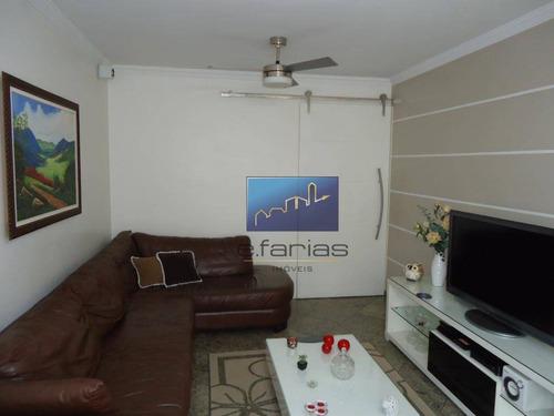 Sobrado Com 3 Dormitórios À Venda, 127 M² Por R$ 750.000,00 - Penha De França - São Paulo/sp - So1153