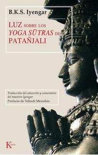 Luz Sobre Yoga Sutras Patañjali - Iyengar - Kairos - Libro