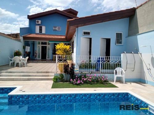 Casa Com 3 Dormitórios À Venda, 309 M² Por R$ 770.000 - Vila Carvalho - Sorocaba/sp - Ca1847