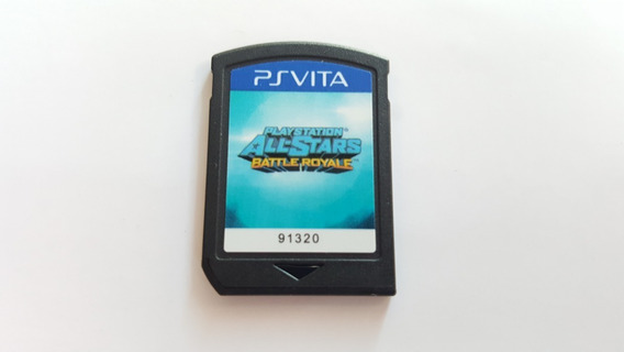 Playstation All Stars Battle Royale - Ps Vita - Original