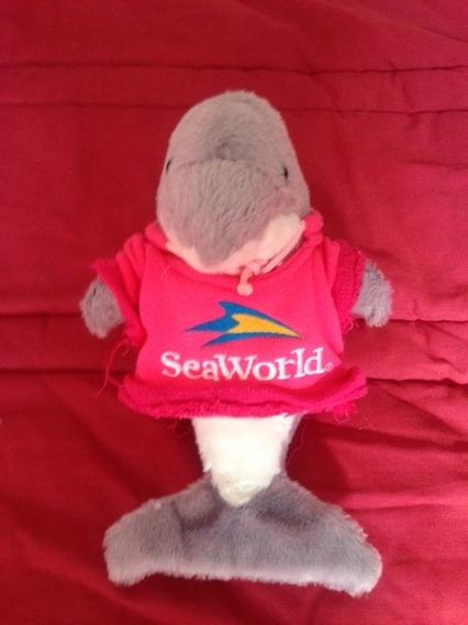 Golfinho - Pelúcia - Original Sea World