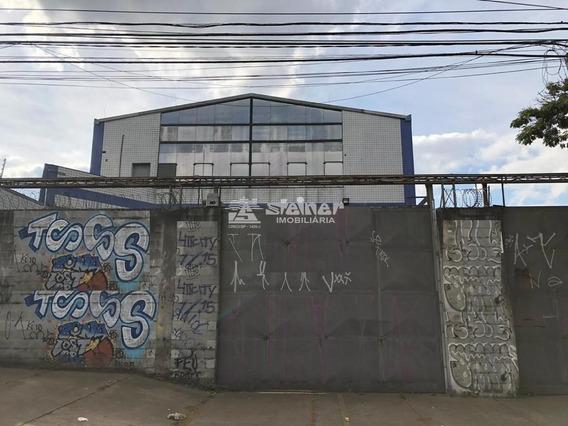 Aluguel Galpão Acima 1000 M2 Jardim São Geraldo Guarulhos R$ 35.000,00 - 34409a