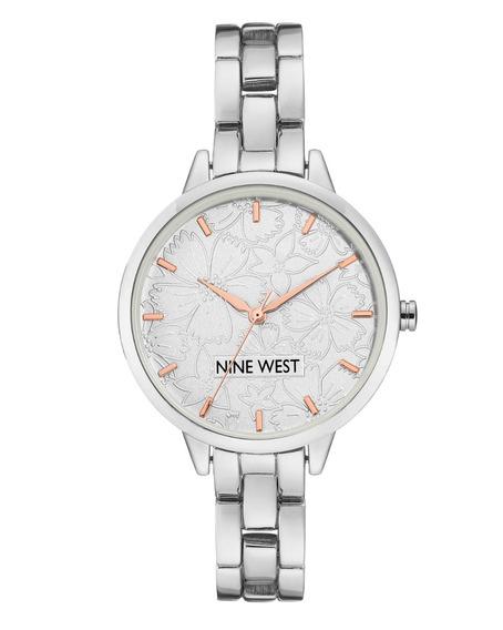 Reloj Nine West Modelo: Nw2227svrt Envio Gratis