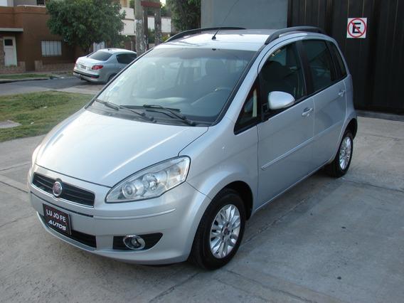 Fiat Idea Attractive 1.4 Full Año 2012 Impecable!!