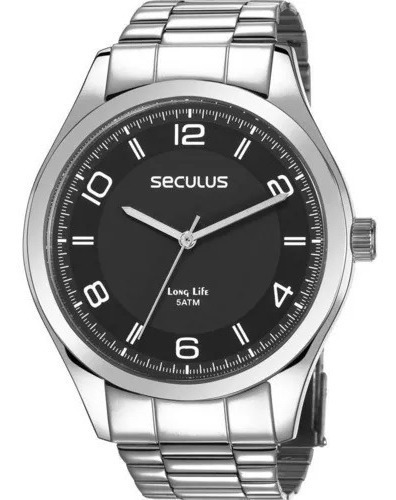 Relógio Masculino Séculus Original Frete Gratis