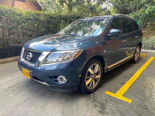 Nissan Pathfinder 2015 3.5 R52 Exclusive