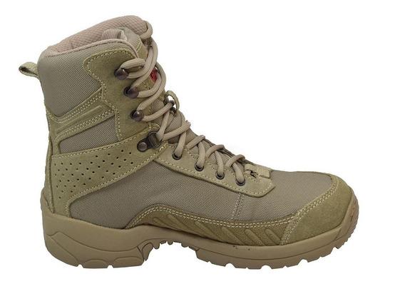 Zapatos Hombre Piel Estilo Bota Media 25-5453 Duty Gear