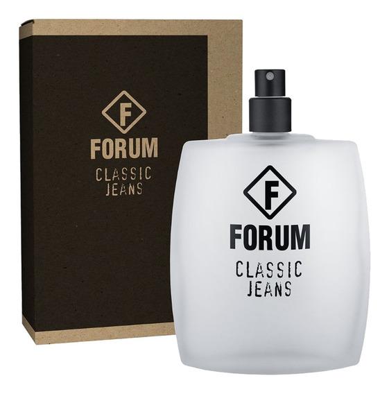 Perfume Forum Deo Colonia Forum Classic Jeans 100 Ml