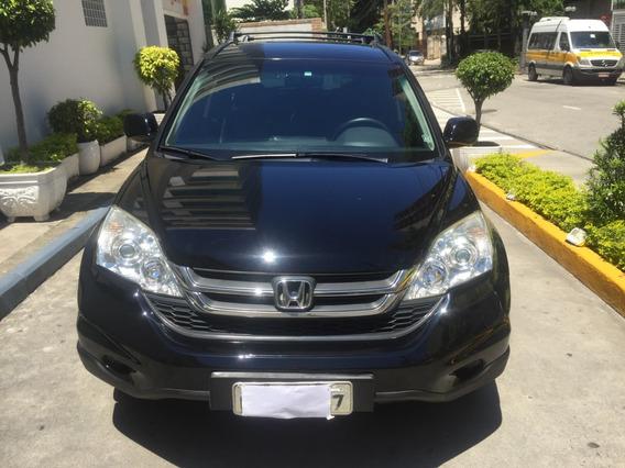 Honda Crv 2010 Automática 84.000 Km Revisados Nova !