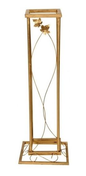 Colunas Para Casamento Ferro Decoração 100cm Com 6 Un