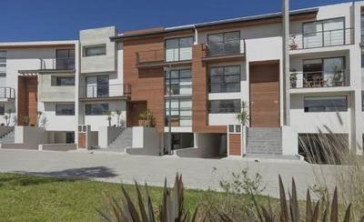 Casa En Venta- Tipo Townhouse - Rinconada Del Fresno (la Carcaña) - San Pedro Cholula - Muy Cerca De
