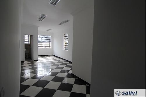 Imagem 1 de 6 de Cjto Comercial_sala Para Alugar - 01260.005