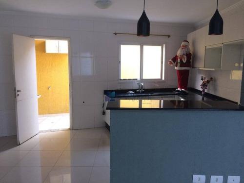Sobrado Com 2 Dormitórios À Venda, 100 M² Por R$ 375.000,00 - Vila Bancária - São Paulo/sp - So0296