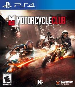 Motorcycle Club Ps4 Original**1