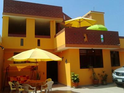 Casa De Playa - Playa Arica Km 35 (sur Chico)