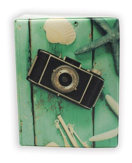 Album Fotografico Viagens/ 500 Fotos 10x15 75625 Promoção