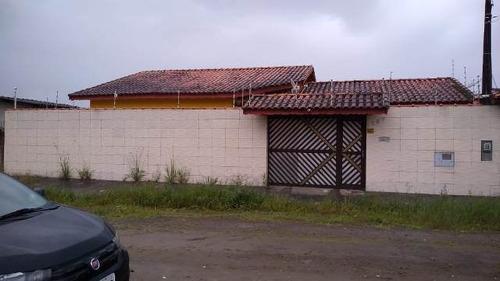Excelente Casa À Venda No Cibratel 2 - Itanhaém 4652   A.c.m