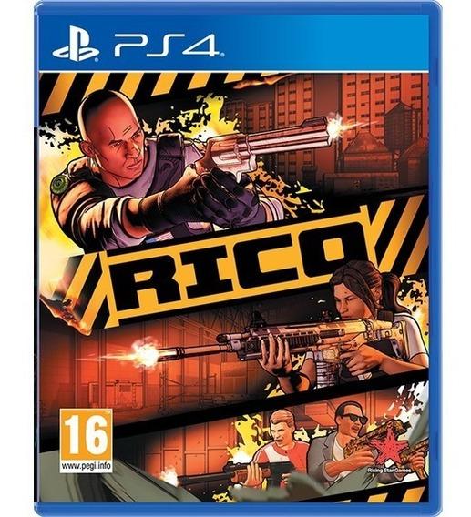 Rico - Ps4