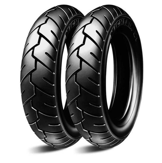 Par Pneu Burgman 90/90-10 E 100/90-10 Michelin