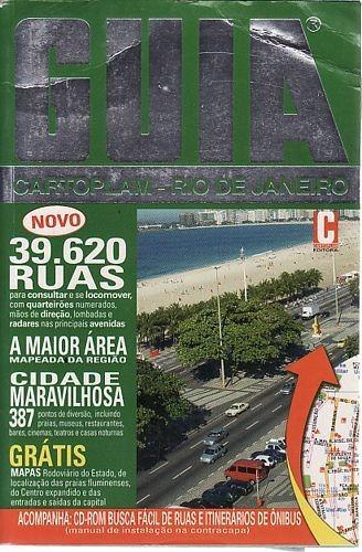 Guia Cartoplam - Rio De Janeiro Sem Autor