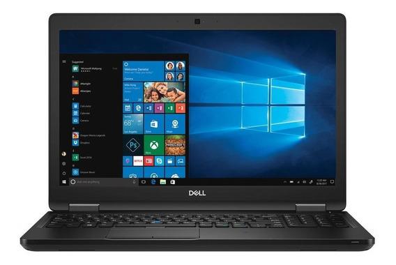 Notebook Dell Latitude 5590 - Core I7 8650u / 32gb / Ssd 512