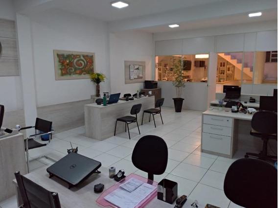Sala Em Centro, Niterói/rj De 130m² À Venda Por R$ 429.000,00 - Sa262656