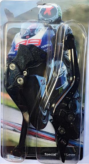 Manete Esportivo Xtz 125 A Disco Preto Maxxpremium 072135